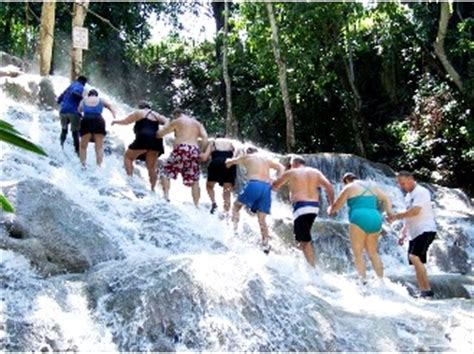 Largest Cruise Ship In The World dunns river falls and ocho rios sightseeing