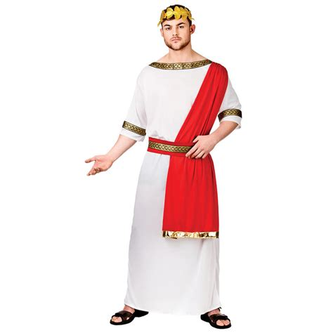 design roman clothes adults roman emperor fancy dress up party costume new