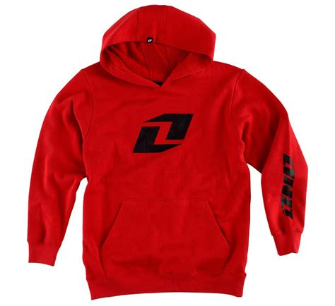 Hoodie Motocross one industries youth icon hoodie pullover po risky sweater motocross mx matt