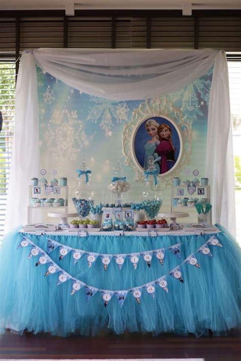 images  frozen birthday party ideas  pinterest