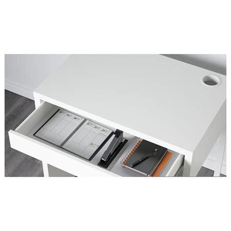 Micke Desk White 73x50 Cm Ikea Ikea Micke White Desk