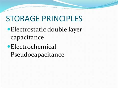 ultracapacitor ppt ppt on capacitors