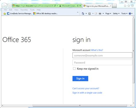 Microsoftonline 365 Sign In 365 How To Log In For The Time