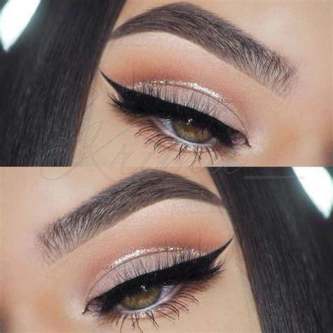 1000 ideas about peach eyeshadow on pinterest eyeshadow 1000 ideas about glitter eyeliner on pinterest eyeliner