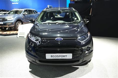 price of ford ecosport diesel in india ford ecosport black edition launched in india at inr 8 58