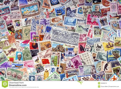 postage sts of the world philately editorial stock image image of posta collecting 30982879