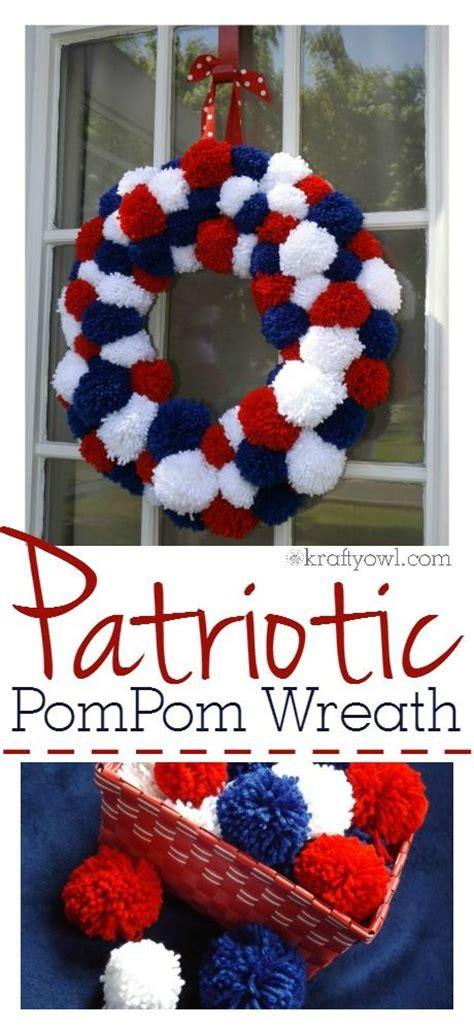 ideas  pom pom wreath  pinterest wreaths pom poms  pom pom garland