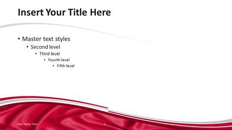 template powerpoint widescreen poland flag powerpoint template presentationgo com