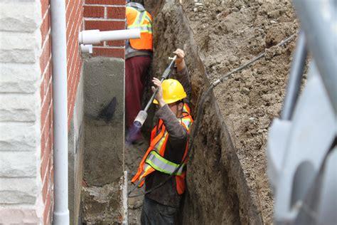 identify local basement waterproofing contractors