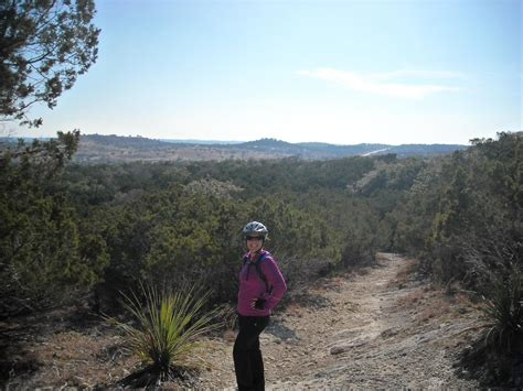 kerrville schreiner park mountain bike trail in kerrville