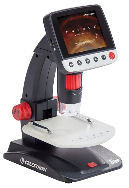 Desktop Digital Murah mikroskop celestron cosmos 5 mp lcd desktop digital alfa