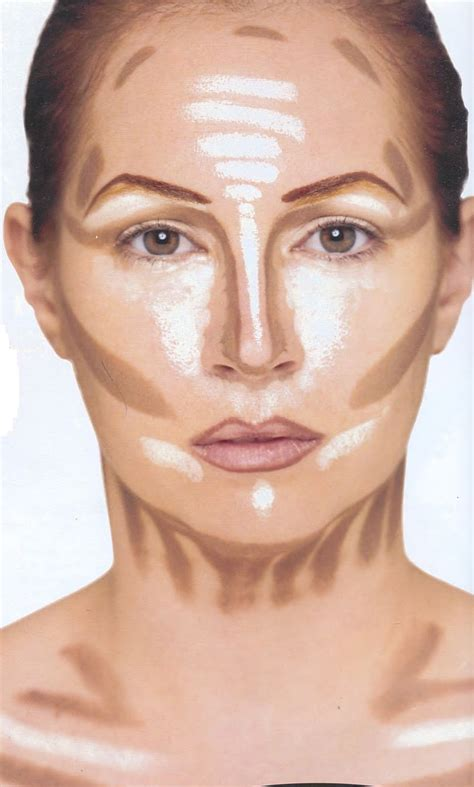 Countour Beuaty contouring with foundation wedding adorn books contours and