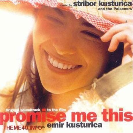 film promise me this film music site promise me this soundtrack stribor