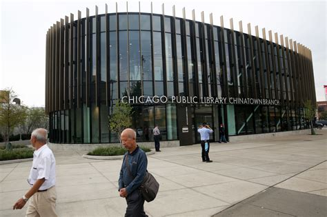 Chicago Housing Authority Phone Number by Mayor Wants To Build Architectural Library Gems In Cha