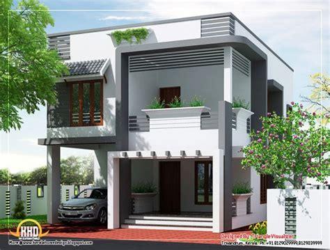 budget house plans budget home design plan 2011 sq ft kerala home