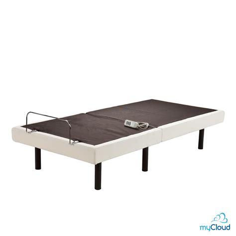 amazon adjustable beds amazon com southern enterprises mycloud adjustable bed