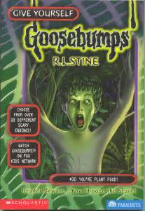 You're Plant Food!   Goosebumps Wiki