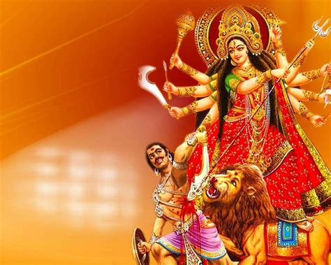 maa durga images  images  desktop hd wallpaper  wallpaperscom