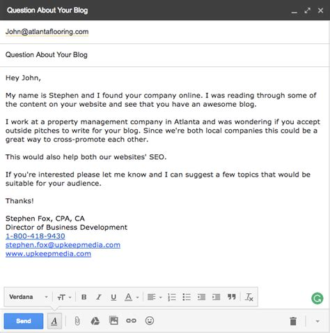 business development email template 100 business development email template email a new