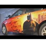 Custom Painting  Car Demo Using Auto Air / Createx