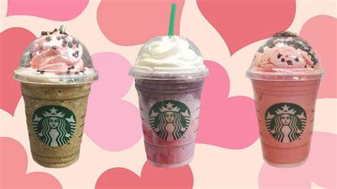 valentines starbucks sweeten your s day with these starbucks secret