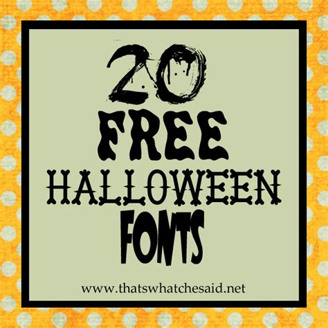 printable scary fonts 20 free halloween fonts download instructions that s