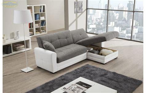 divani minotti prezzo prezzo 499 divano angolare in ecopelle bianco e tessuto