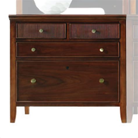 Stanley Furniture Hudson Street Bachelors Chest In Dark Espresso File Cabinet Wood