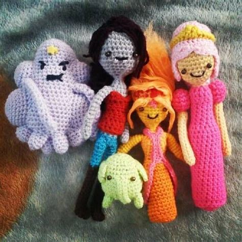 adventure time knitting patterns 17 best images about crochet adventure time on