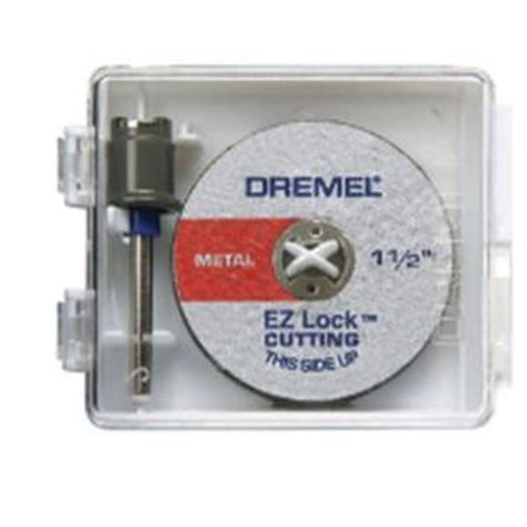 dremel ez lock mandrel starter kit ez406 the home depot