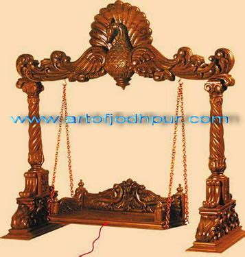 jhula swing for sale fine carved jhula swing jodhpur furniture online used