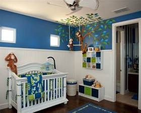 Nursery Decor For Boy Inspired Monday Baby Boy Nursery Ideas Clutter