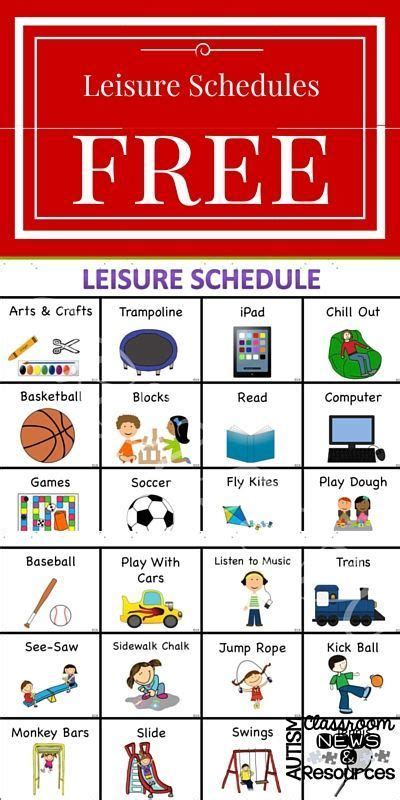 themes in education for leisure 50 best visuals images on pinterest autism classroom