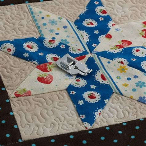 Quilting Foot by 1 4 Quot Quilting Foot Fabricville