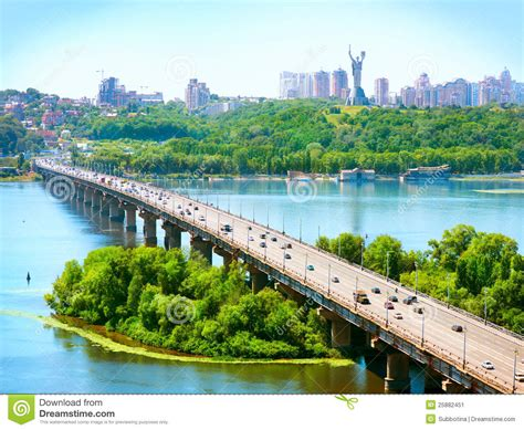 Beach House Plans Free Kiev City The Capital Of Ukraine Stock Image Image