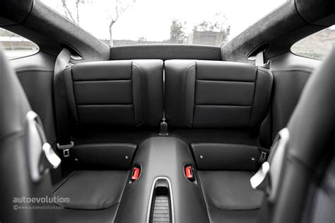 porsche carrera back seat 2014 porsche 911 turbo s review autoevolution