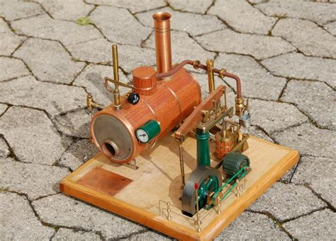 Handmade Steam Engine - mini beam engine power plant model steam engines model