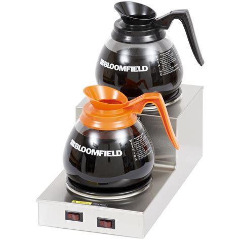 Coffee Warmer bloomfield 8708 coffee pot warmer coffee wholesale usa