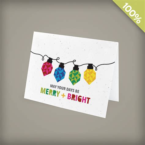 merry and bright corporate holiday cards christmas cards english catalog - Holiday Gift Card