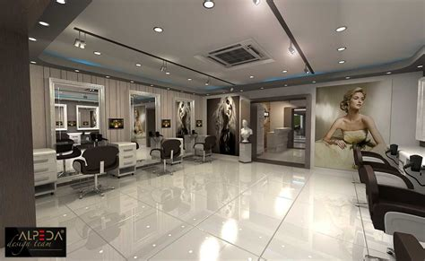 coiffure salon design by onur yurttas at coroflot