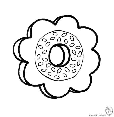 Print Biscuit For Coloring Biscuit The Coloring Pages