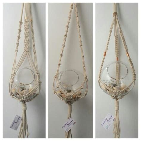 How To Make A Rope Hanging Basket - 83 best images about provincial macrame on