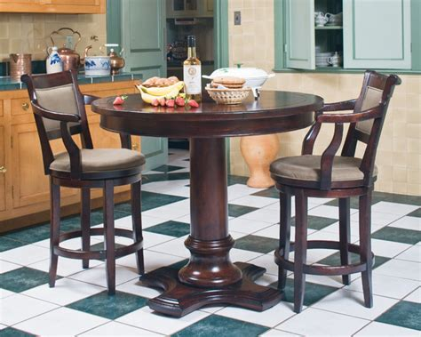Solid Cherry Dining Room Set by Bistro Dining Set Traditional Dining Room New York