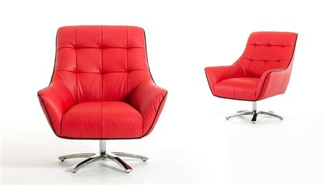Comfy Lounge Chair | eco leather lounge chair with chrome frame and color