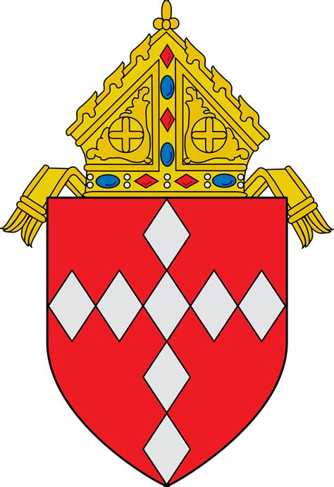 Ordinary Churches In Raleigh North Carolina #9: 1920px-Roman_Catholic_Diocese_of_Raleigh.svg.png