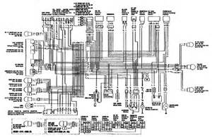 honda nsr125 motorcycle wiring diagram