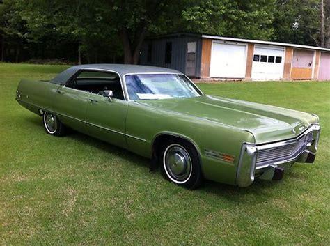 1973 Chrysler Imperial by Find Used 1973 Chrysler Imperial Lebaron Hardtop 4 Door 7
