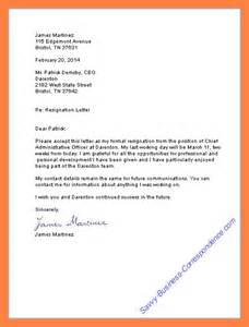 Resignation letter friendly appointmentletters info