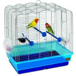 pet inn jolly 2 modern line bird cage next day delivery