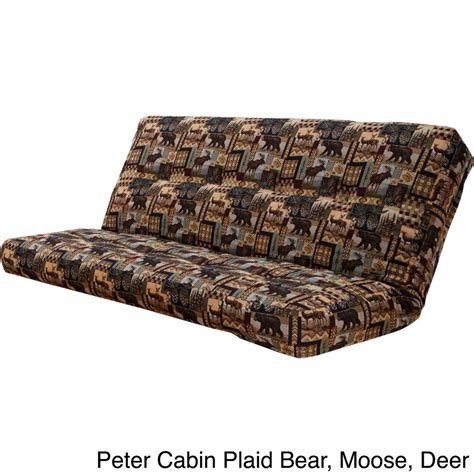 futon covers somette outdoor lodge size futon cover ebay